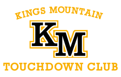 KINGS MOUNTAIN TOUCHDOWN CLUB